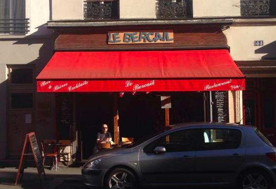 le bercail restaurant bar paris
