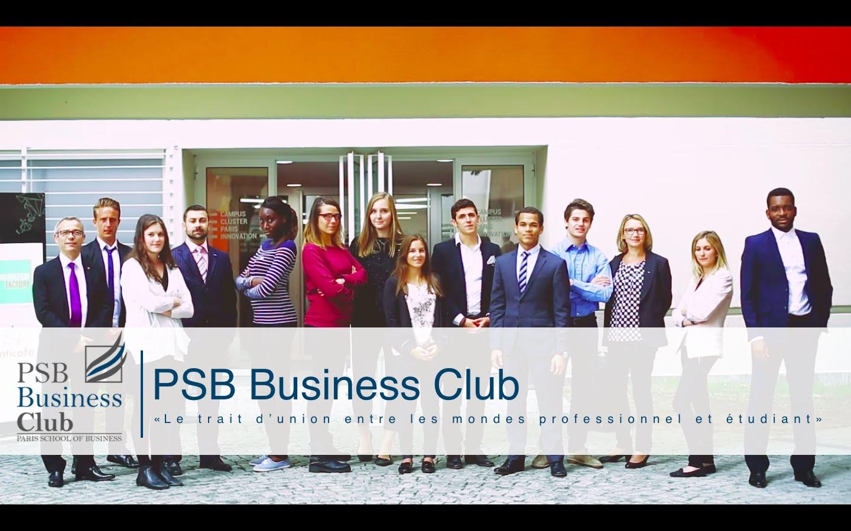 Entrepreneuriat-PSB