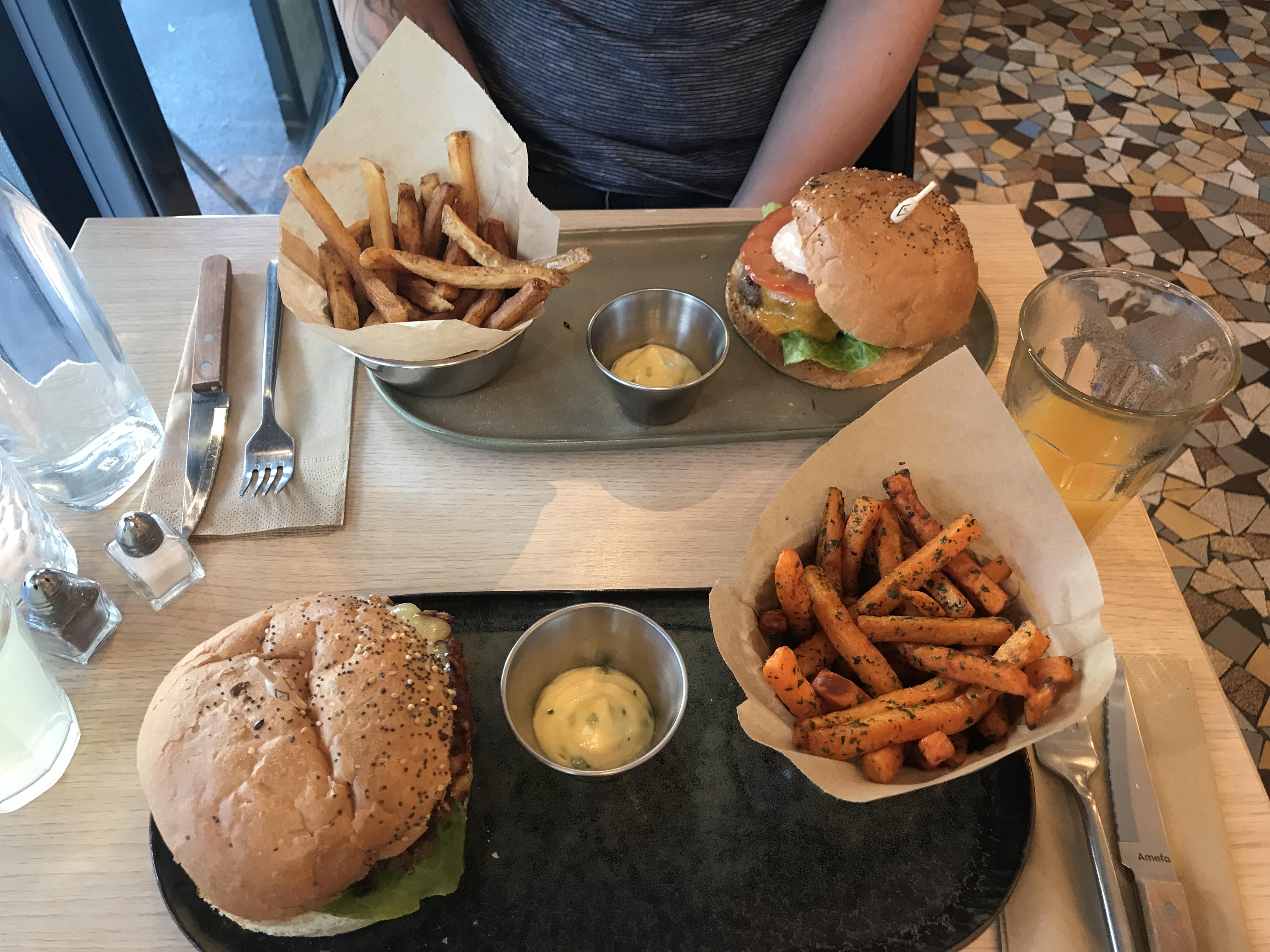 Burgers BCBG