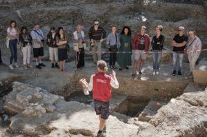 journees européennes de l'archéologie